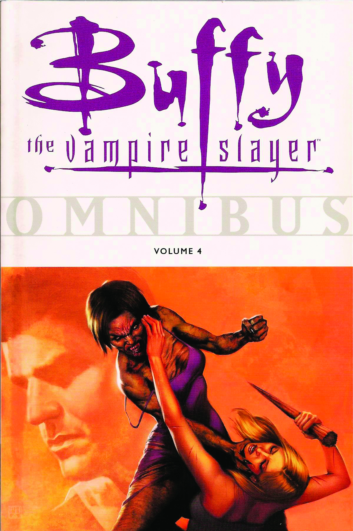 BUFFY THE VAMPIRE SLAYER OMNIBUS TP VOL 04 (O/A)