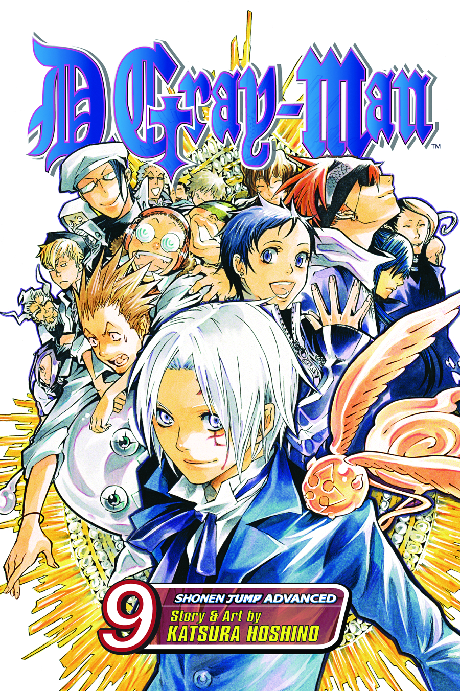 (USE MAR138323) D GRAY MAN GN VOL 09