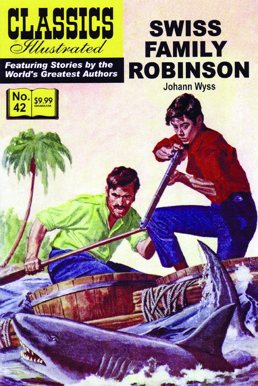 the swiss family robinson book report