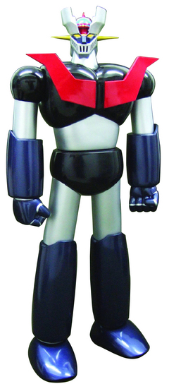 MAZINGER Z 24IN VINYL FIG