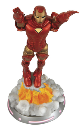 MARVEL SELECT IRON MAN AF