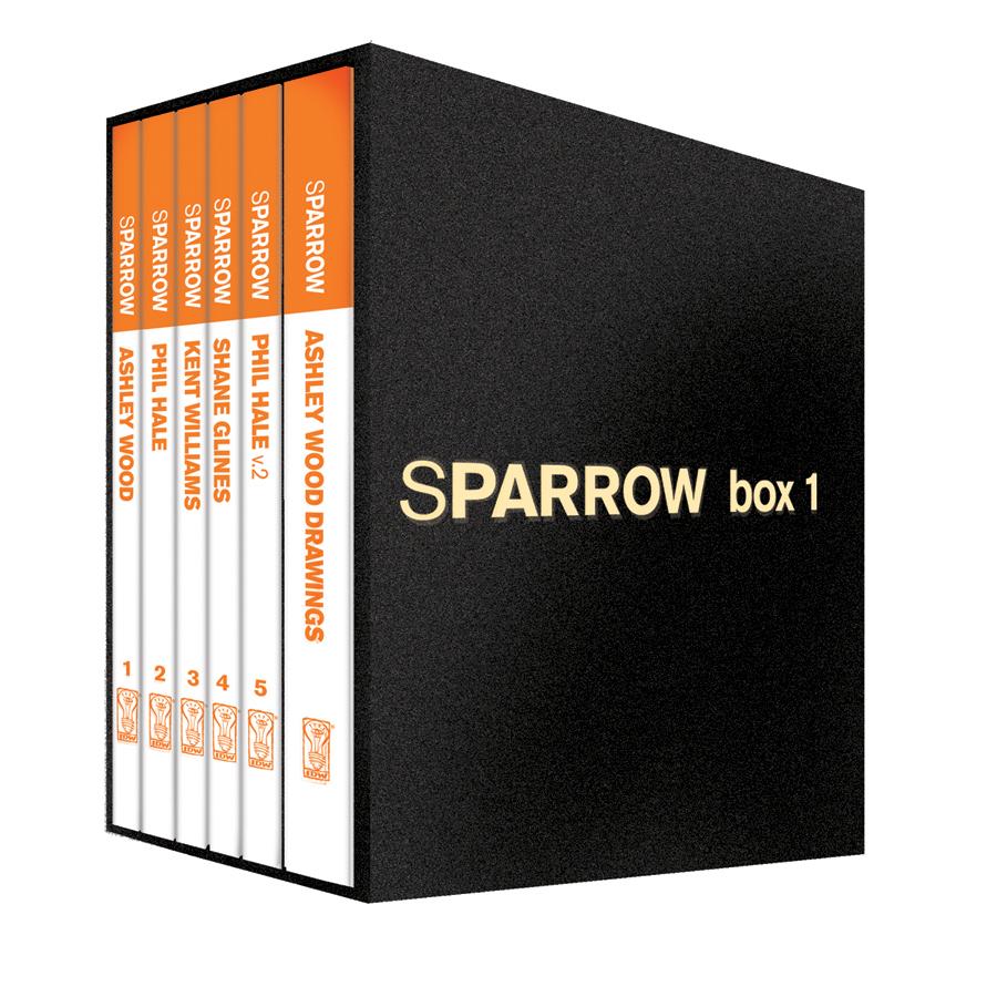 SPARROW BOXED SET