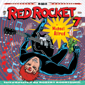 RED ROCKET 7 TP (IMAGE ED)