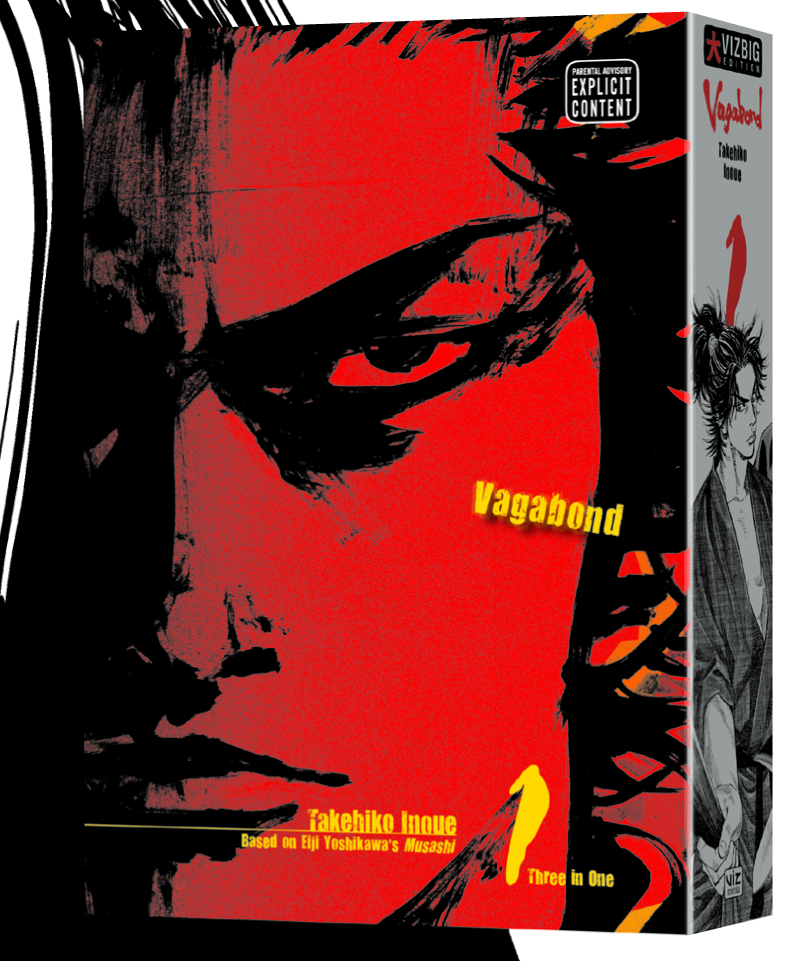 VAGABOND VIZBIG ED TP VOL 02 (MR)