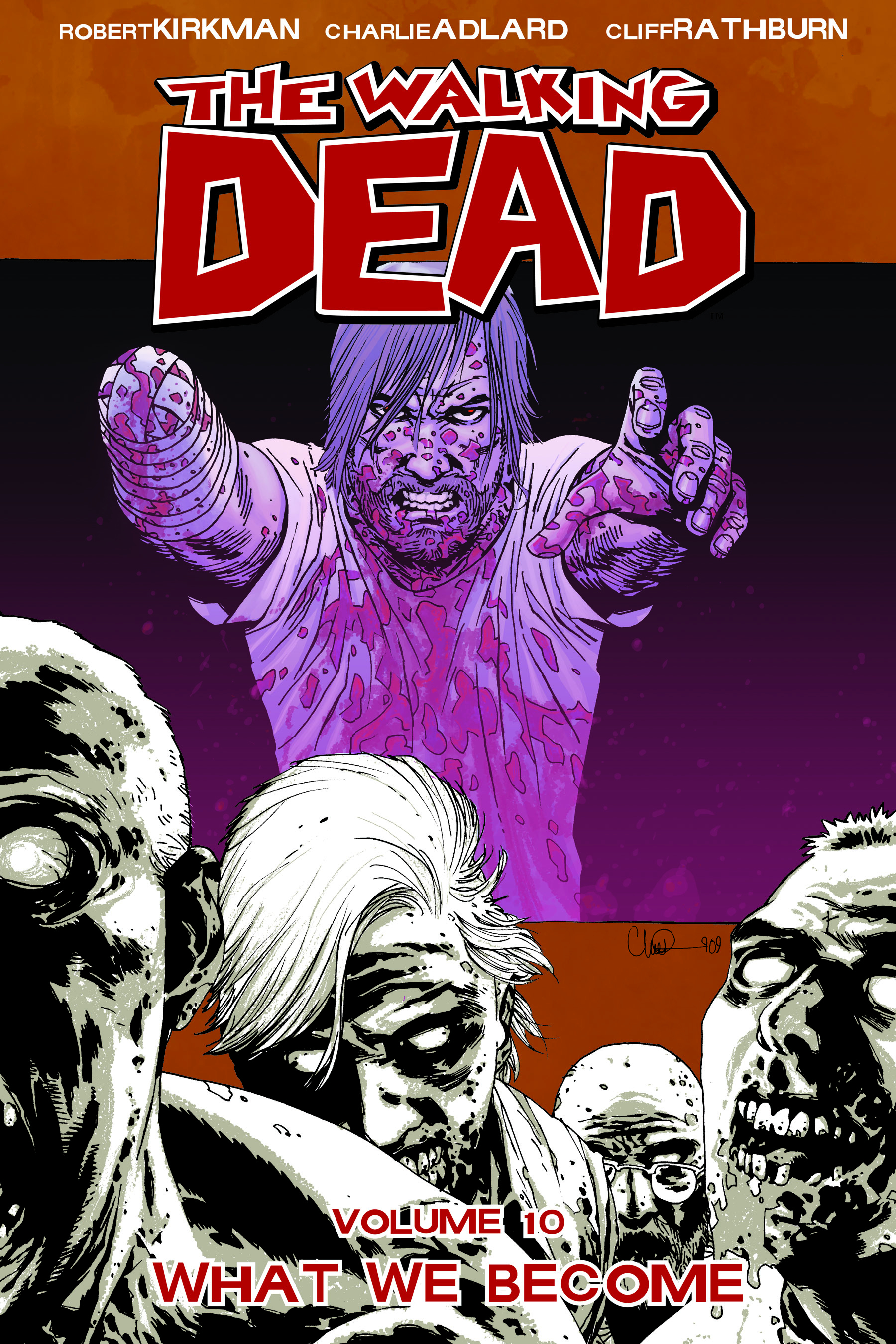 WALKING DEAD TP VOL 02 MILES BEHIND US (NEW PTG) (SEP088204)