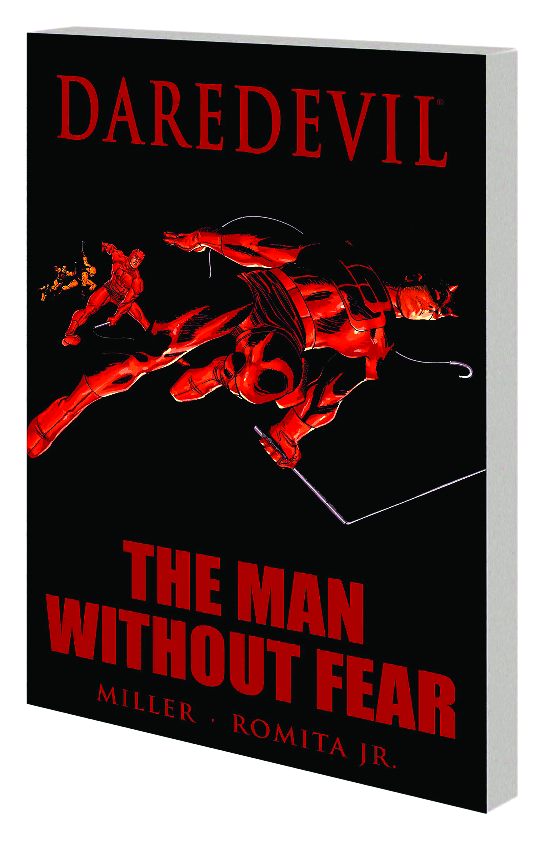 DAREDEVIL TP MAN WITHOUT FEAR