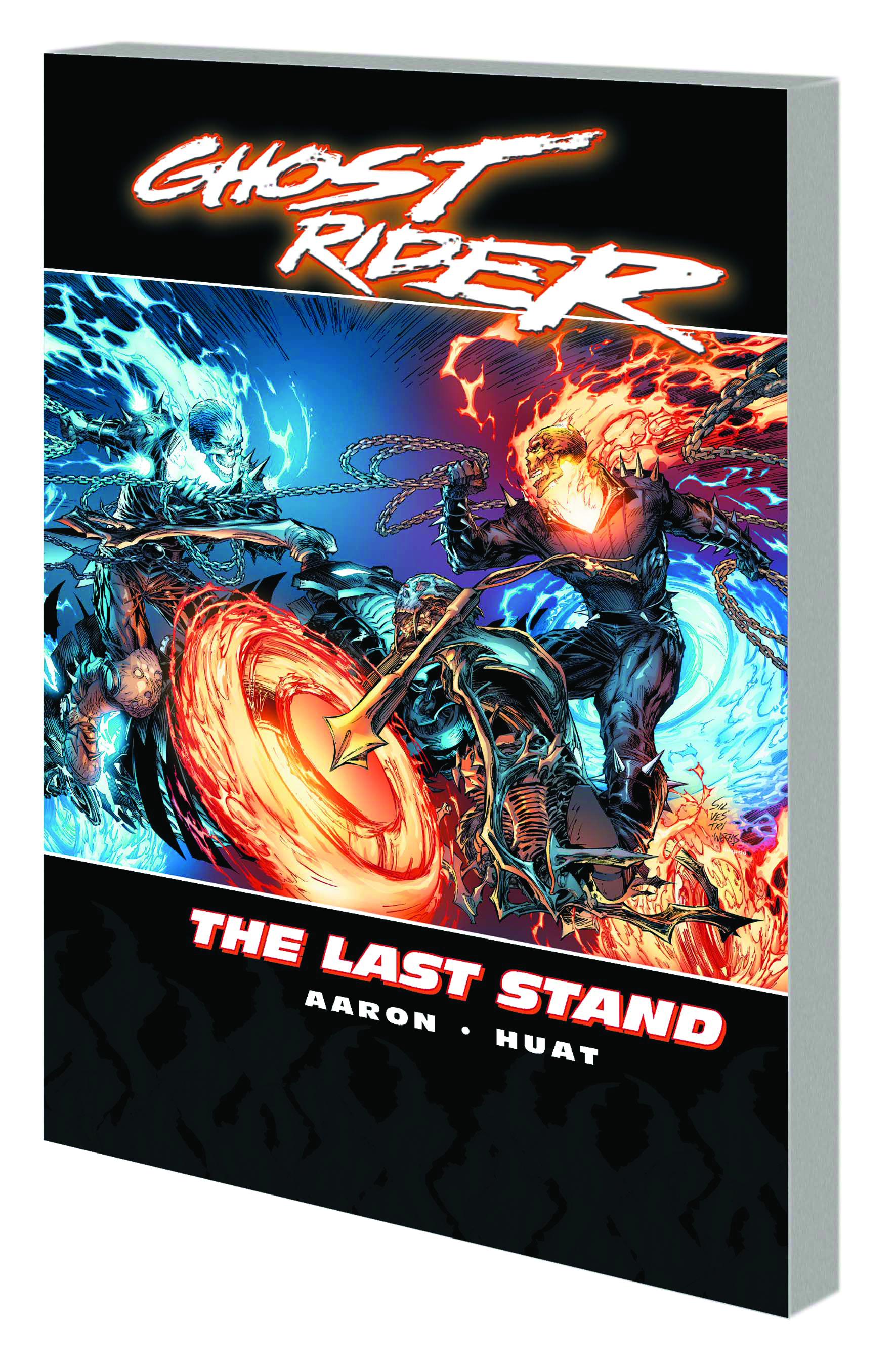 GHOST RIDER TP LAST STAND