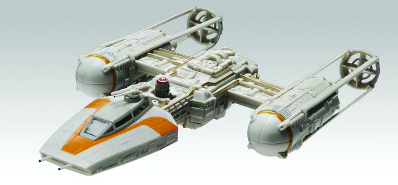 SW Y-WING FIGHTER EASYKIT MODEL KIT