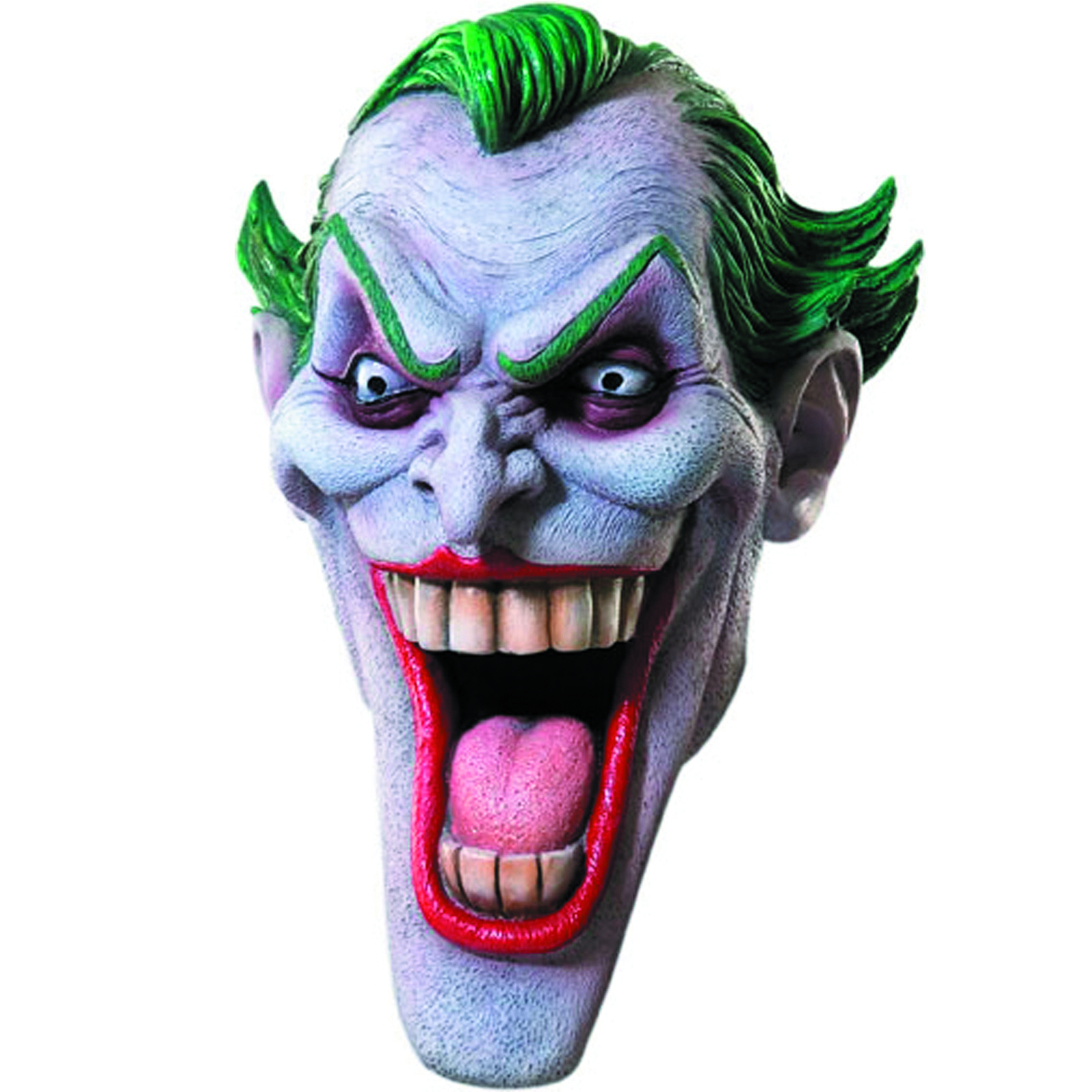 JOKER DLX LATEX MASK