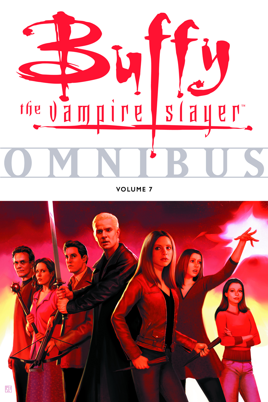 BUFFY THE VAMPIRE SLAYER OMNIBUS TP VOL 07