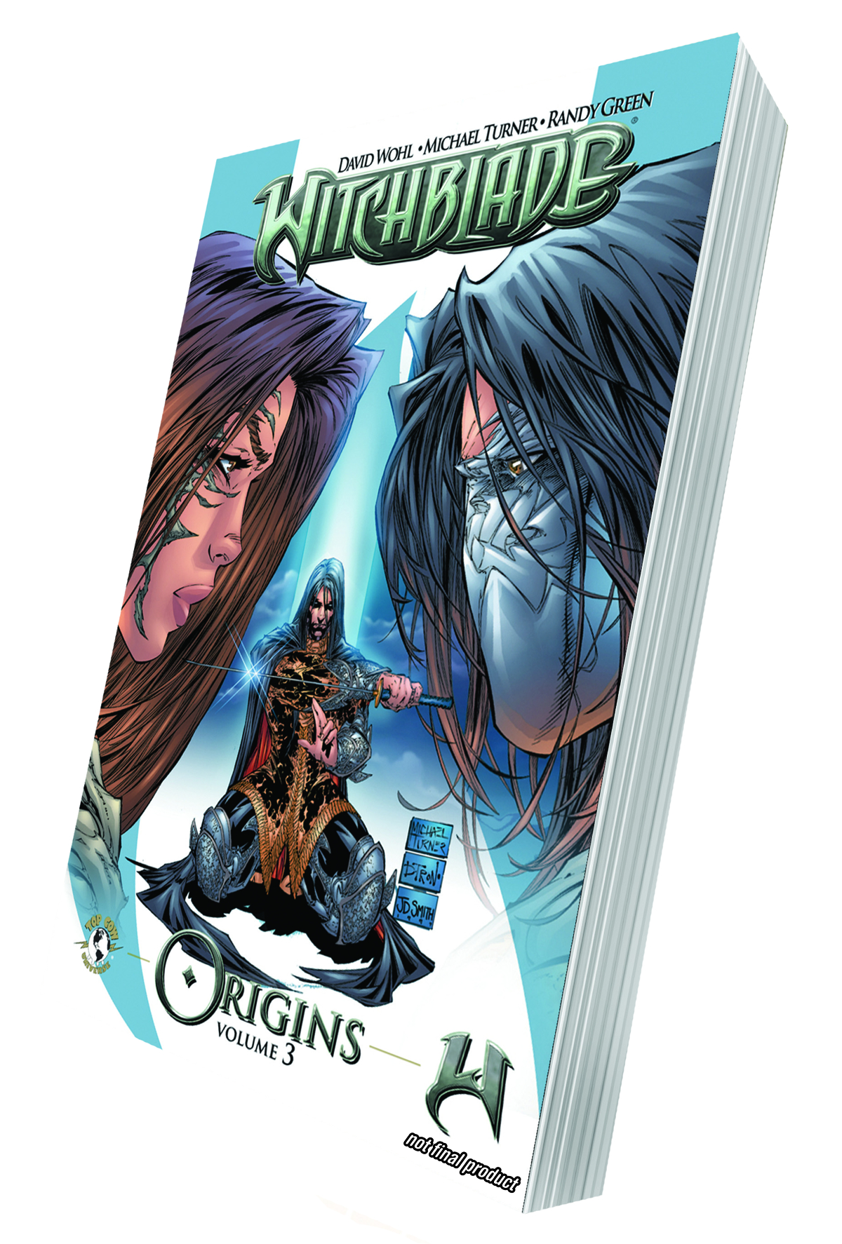 WITCHBLADE ORIGINS TP VOL 03