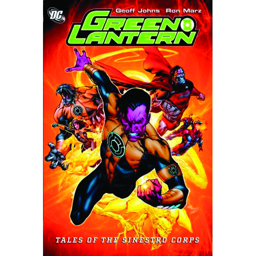 GREEN LANTERN TALES OF THE SINESTRO CORPS TP
