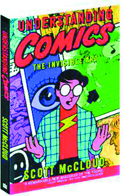 (USE JUN158278) UNDERSTANDING COMICS TP