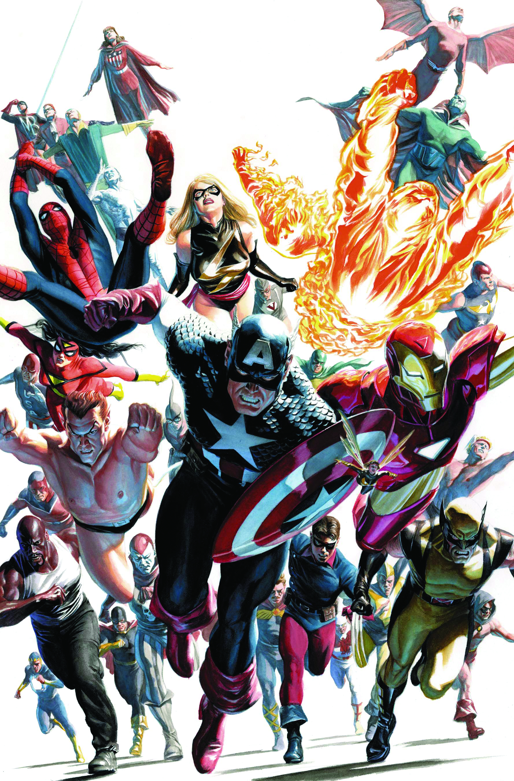 AVENGERS INVADERS #12 (OF 12)