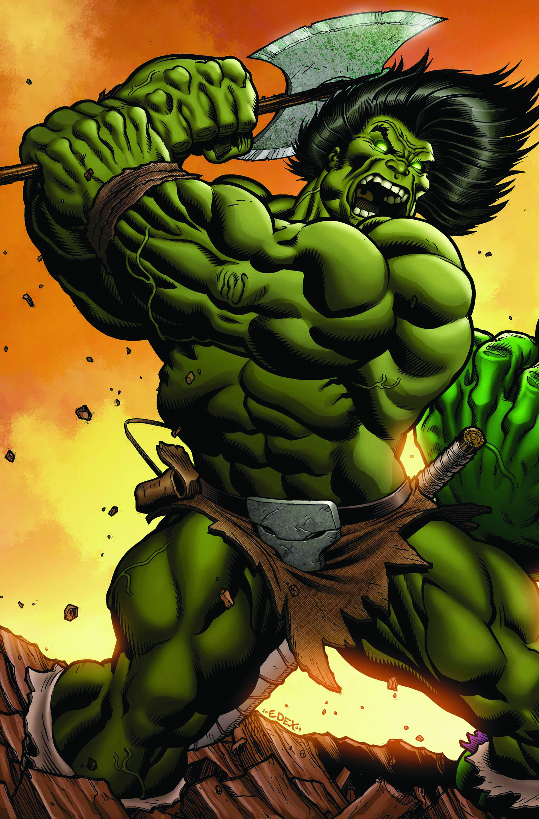 SKAAR SON OF HULK #12