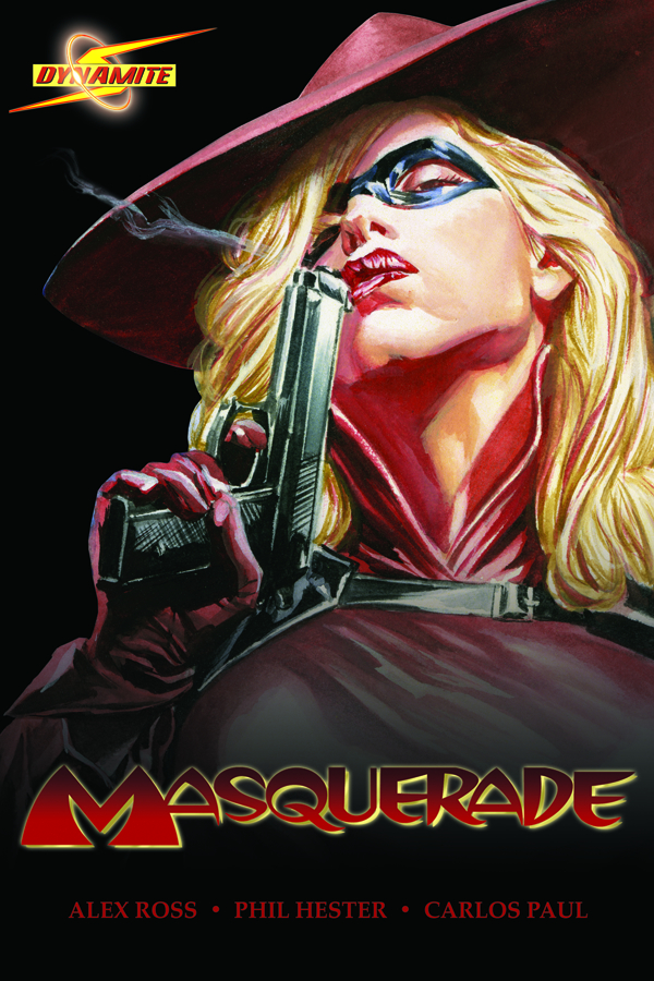 PROJECT SUPERPOWERS MASQUERADE TP VOL 01