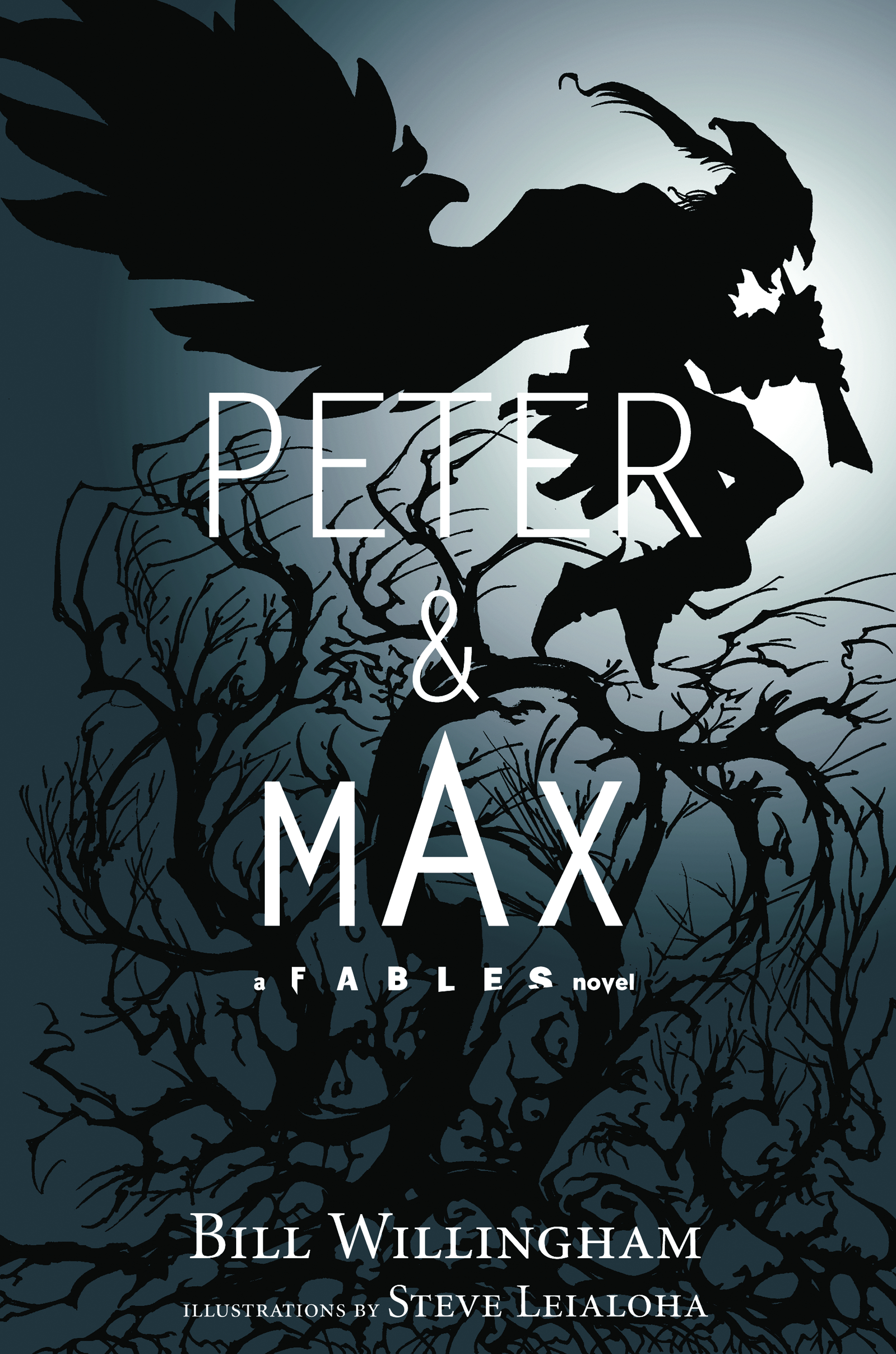 PETER & MAX A FABLES NOVEL HC