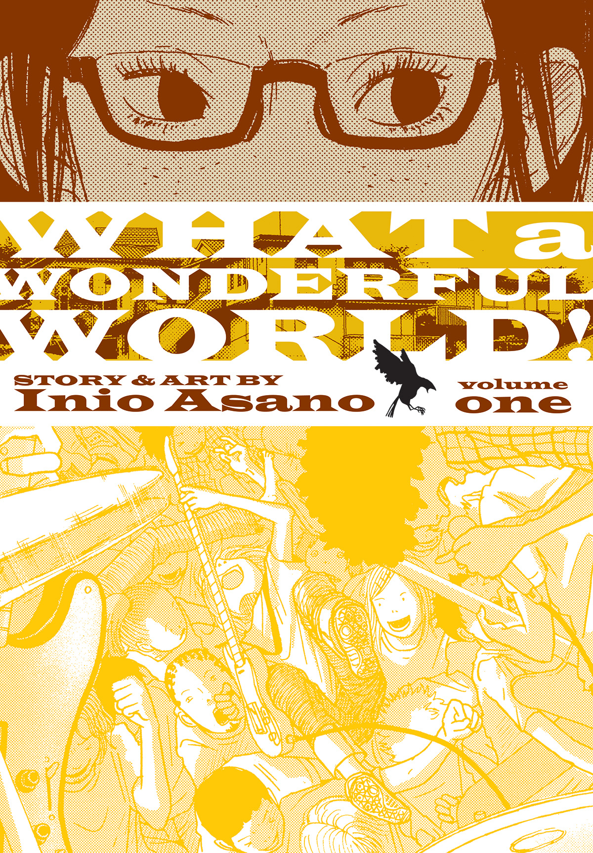 WHAT A WONDERFUL WORLD GN VOL 01