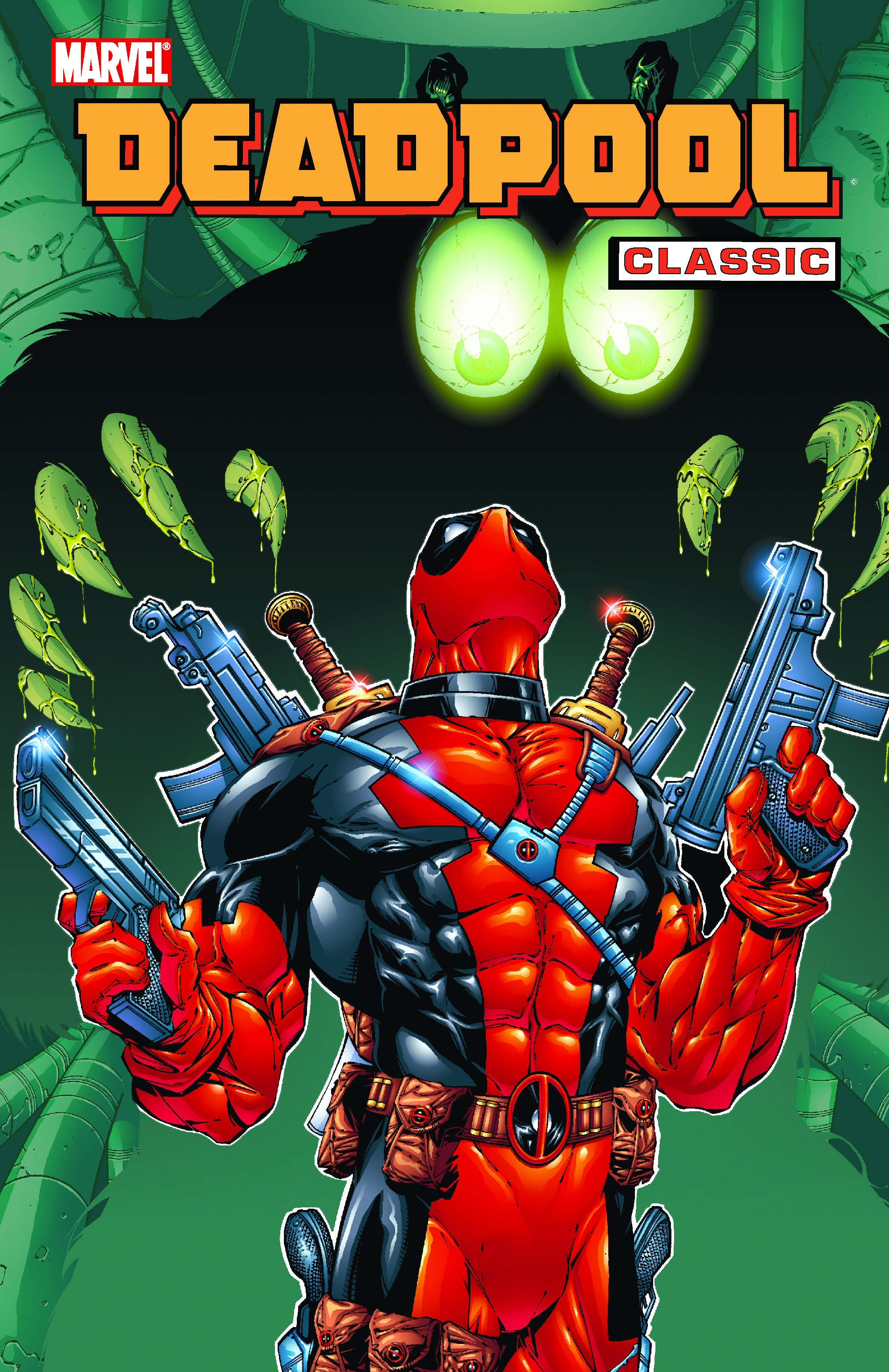 DEADPOOL CLASSIC TP VOL 03
