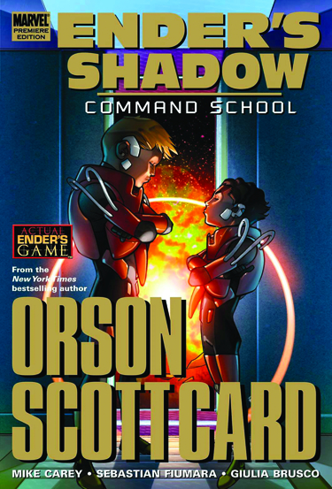 ENDERS SHADOW COMMAND SCHOOL PREM HC