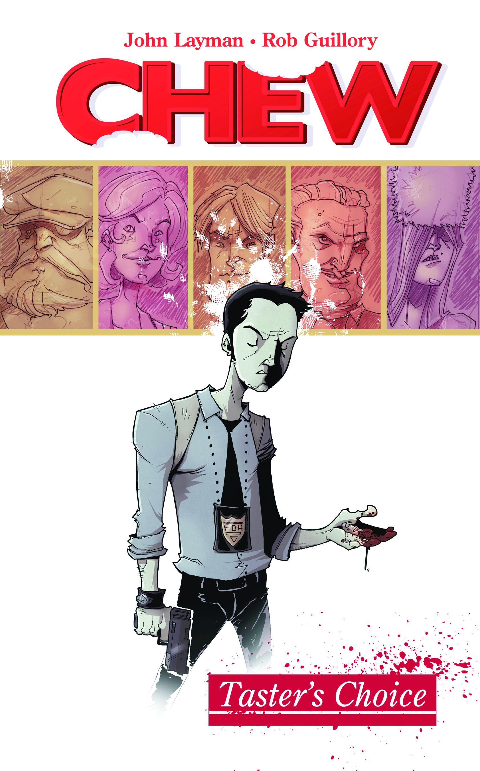CHEW TP VOL 01 (MR)