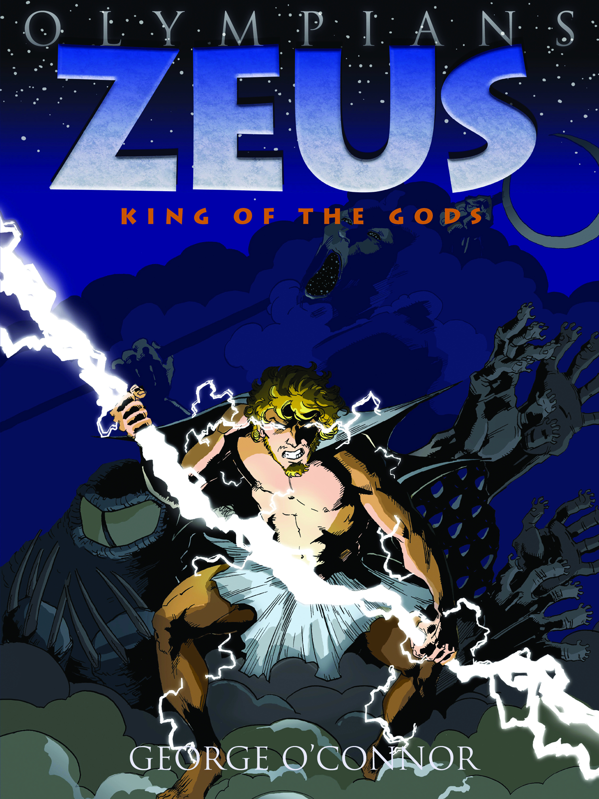 OLYMPIANS GN VOL 01 ZEUS KING OF THE GODS