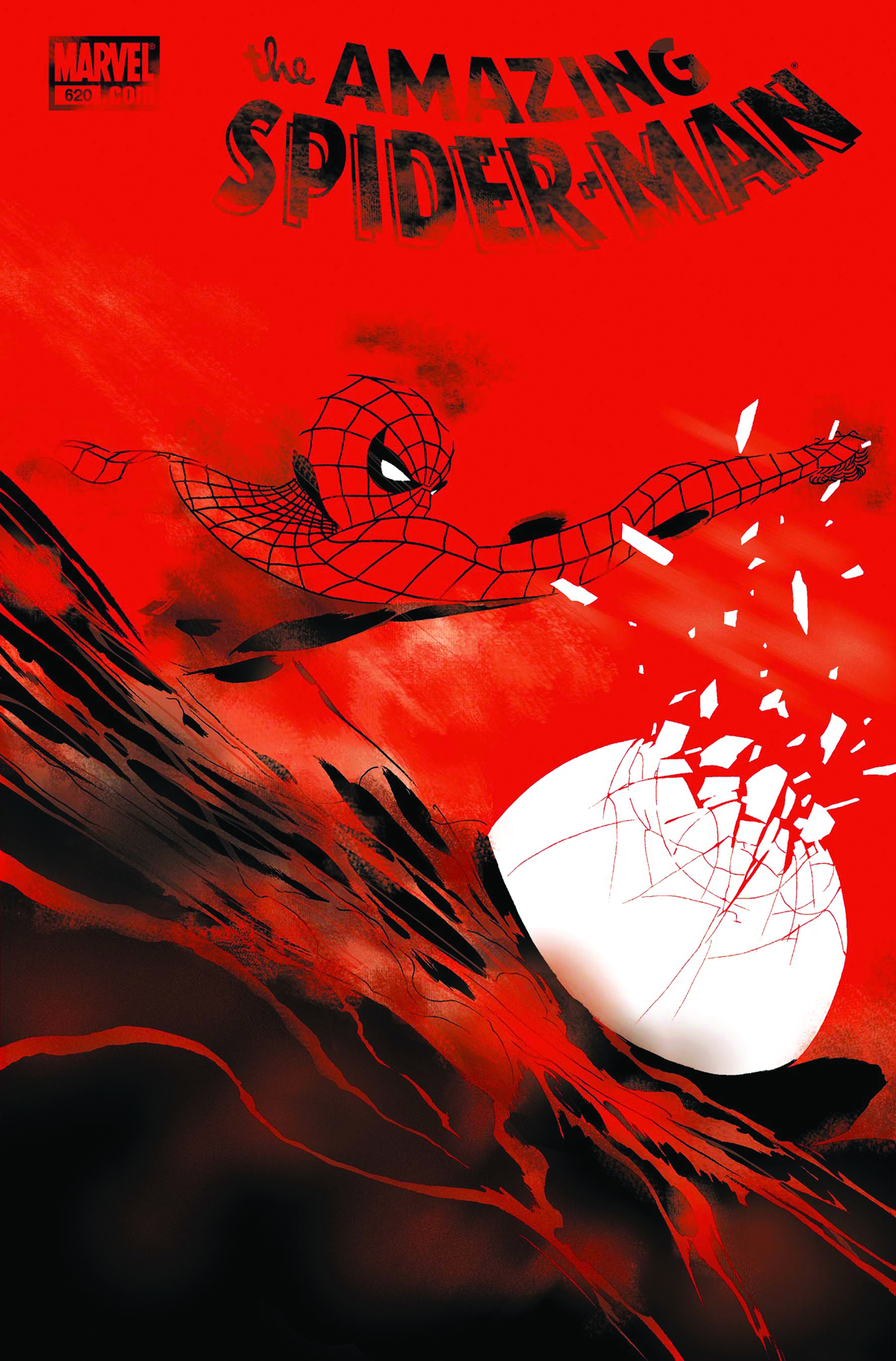 AMAZING SPIDER-MAN #620 GNTLT