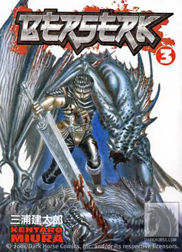 BERSERK TP VOL 03 (SEP098116) (MR)