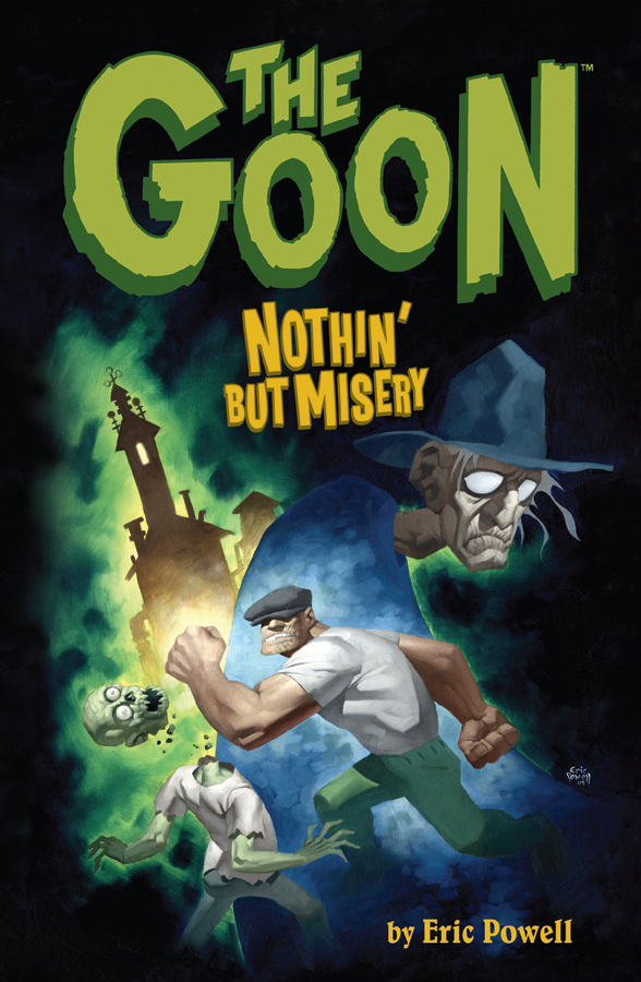 GOON TP VOL 01 NOTHIN BUT MISERY DH ED