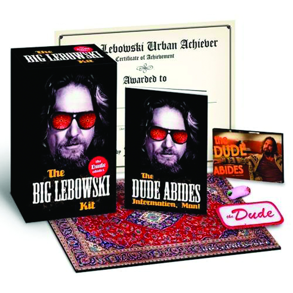 Big Lebowski Dude Abides Kit