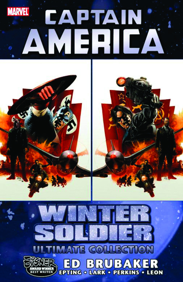 CAPTAIN AMERICA WINTER SOLDIER ULTIMATE COLLECTION TP