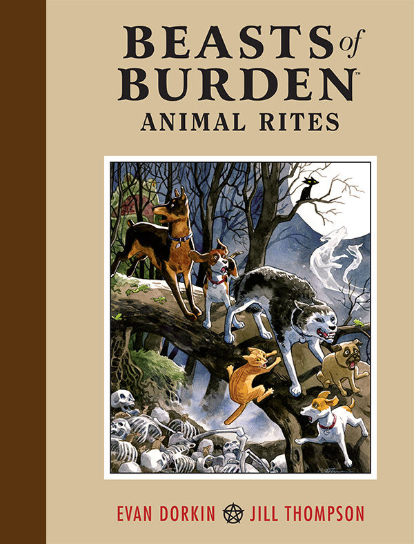 BEASTS OF BURDEN HC