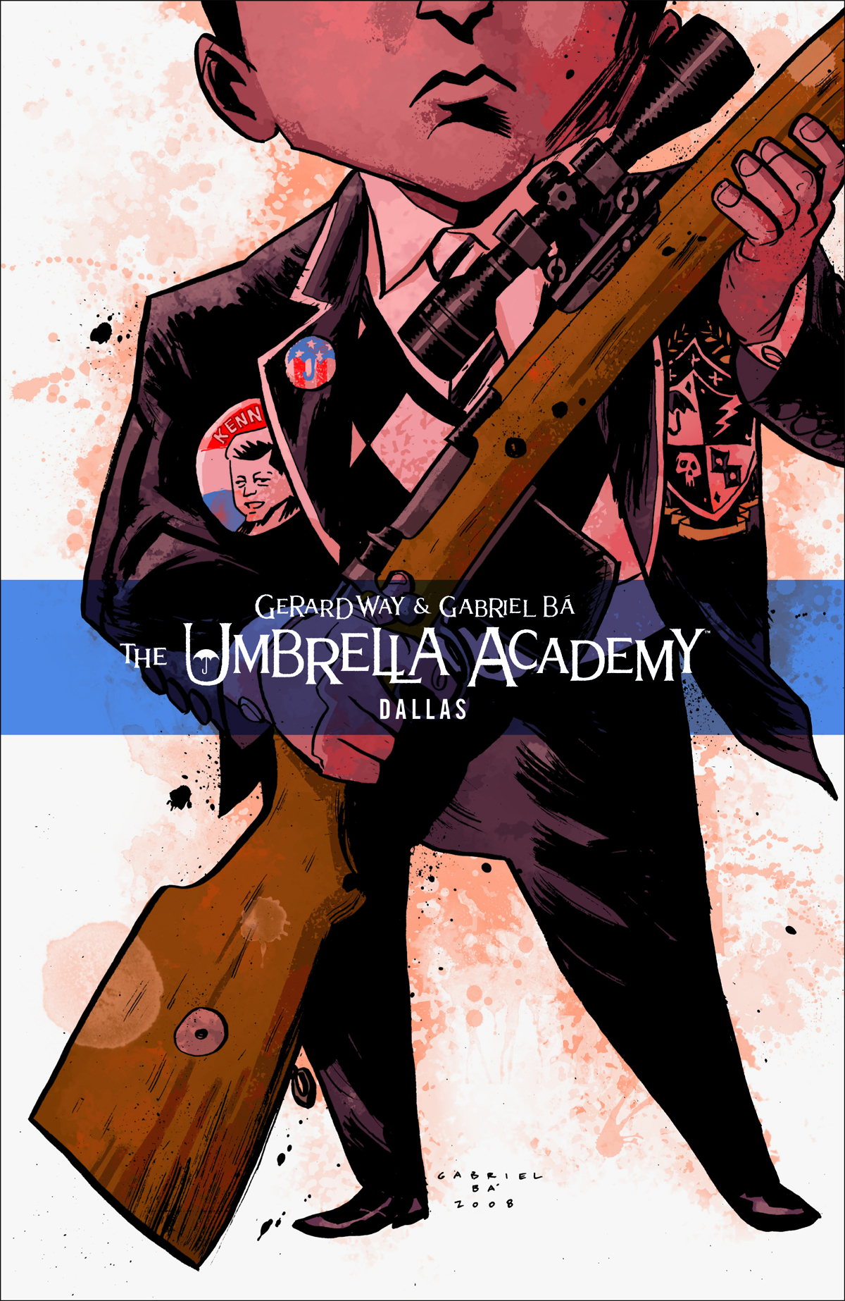 UMBRELLA ACADEMY TP VOL 02 DALLAS (DEC098005)