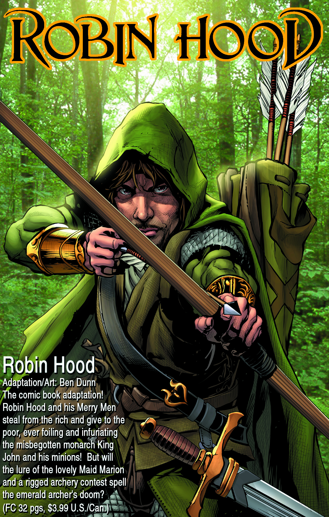 ROBIN HOOD ONE SHOT