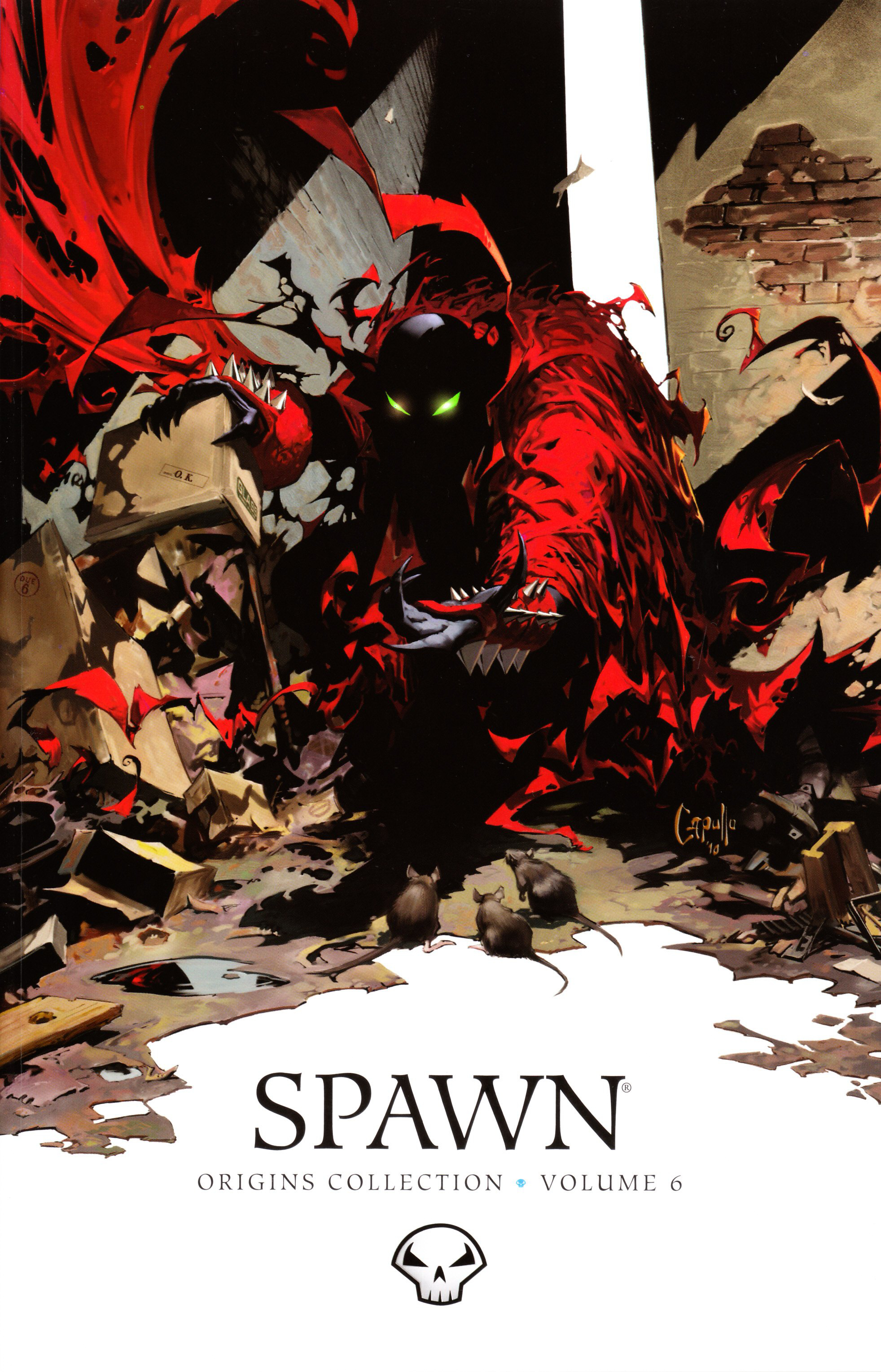 SPAWN ORIGINS TP VOL 06 (MAY100459)