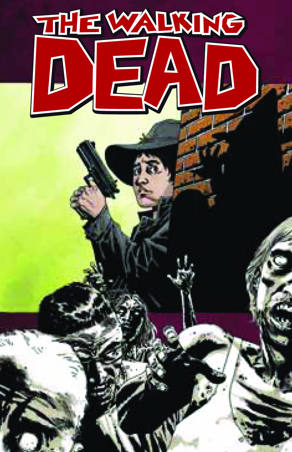WALKING DEAD TP VOL 12 LIFE AMONG THEM