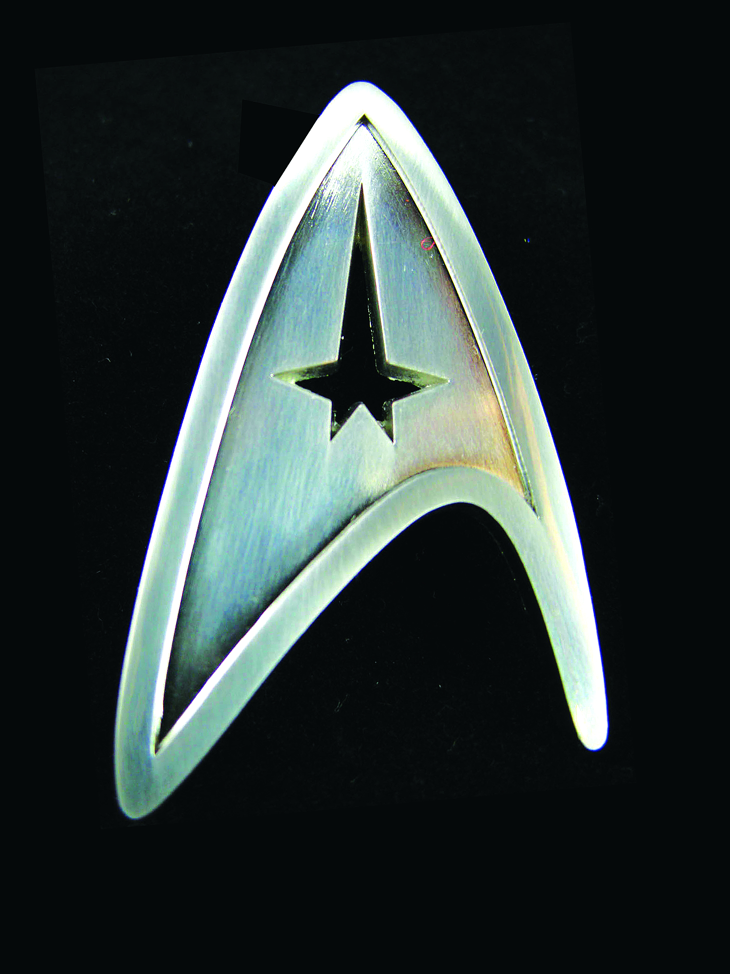 STAR TREK STARFLEET COMMAND DIVISION BADGE