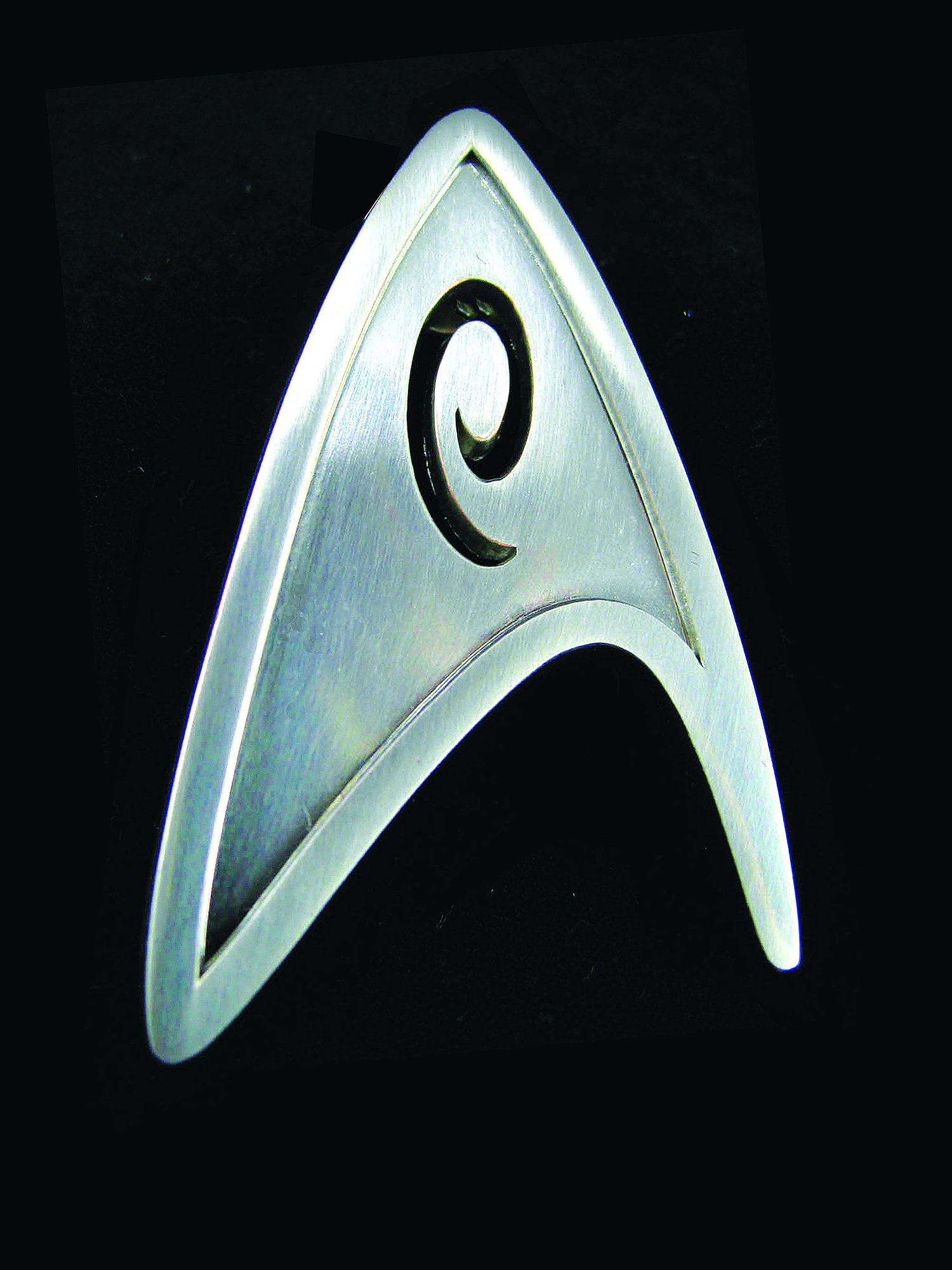 STAR TREK STARFLEET ENGINEERING DIVISION BADGE