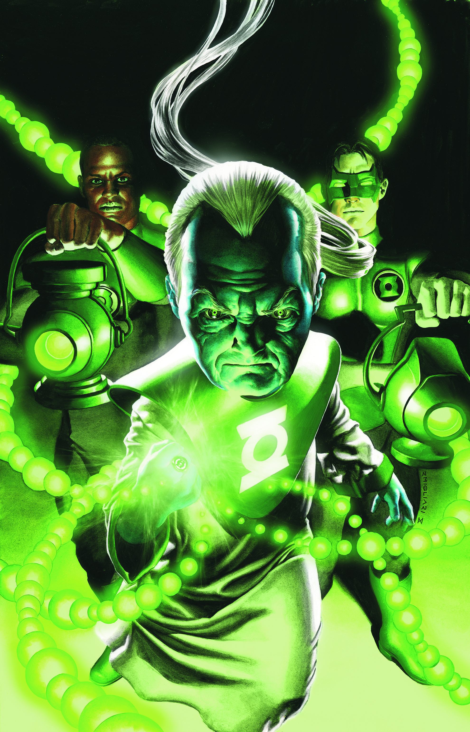 GREEN LANTERN CORPS #48 (BRIGHTEST DAY)