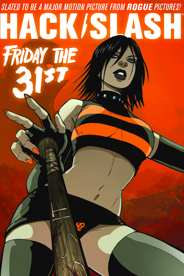 HACK SLASH TP VOL 03 FRIDAY THE 31ST (IMAGE ED)