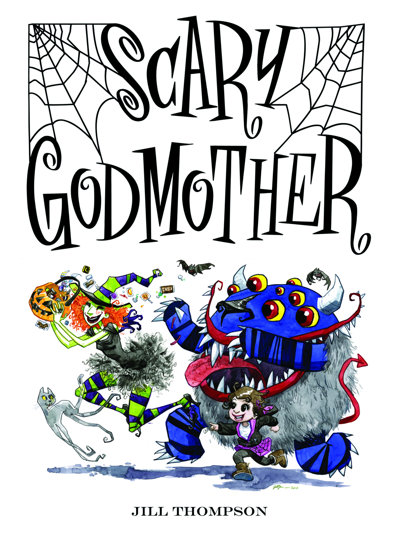 SCARY GODMOTHER DARK HORSE ED HC