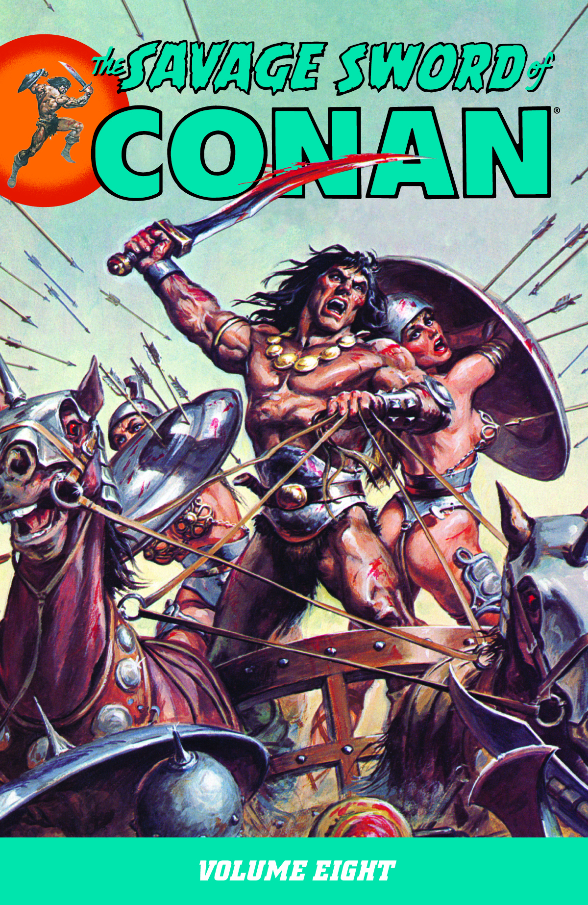 SAVAGE SWORD OF CONAN TP VOL 08