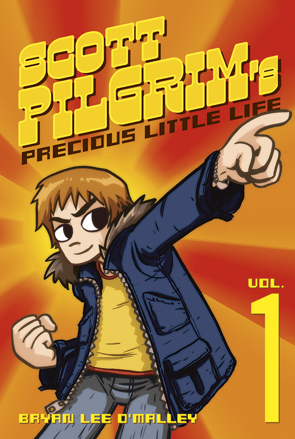 SCOTT PILGRIM GN VOL 01 PRECIOUS LITTLE LIFE