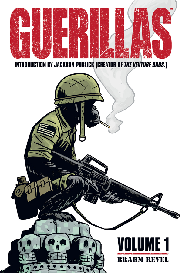 GUERILLAS TP VOL 01