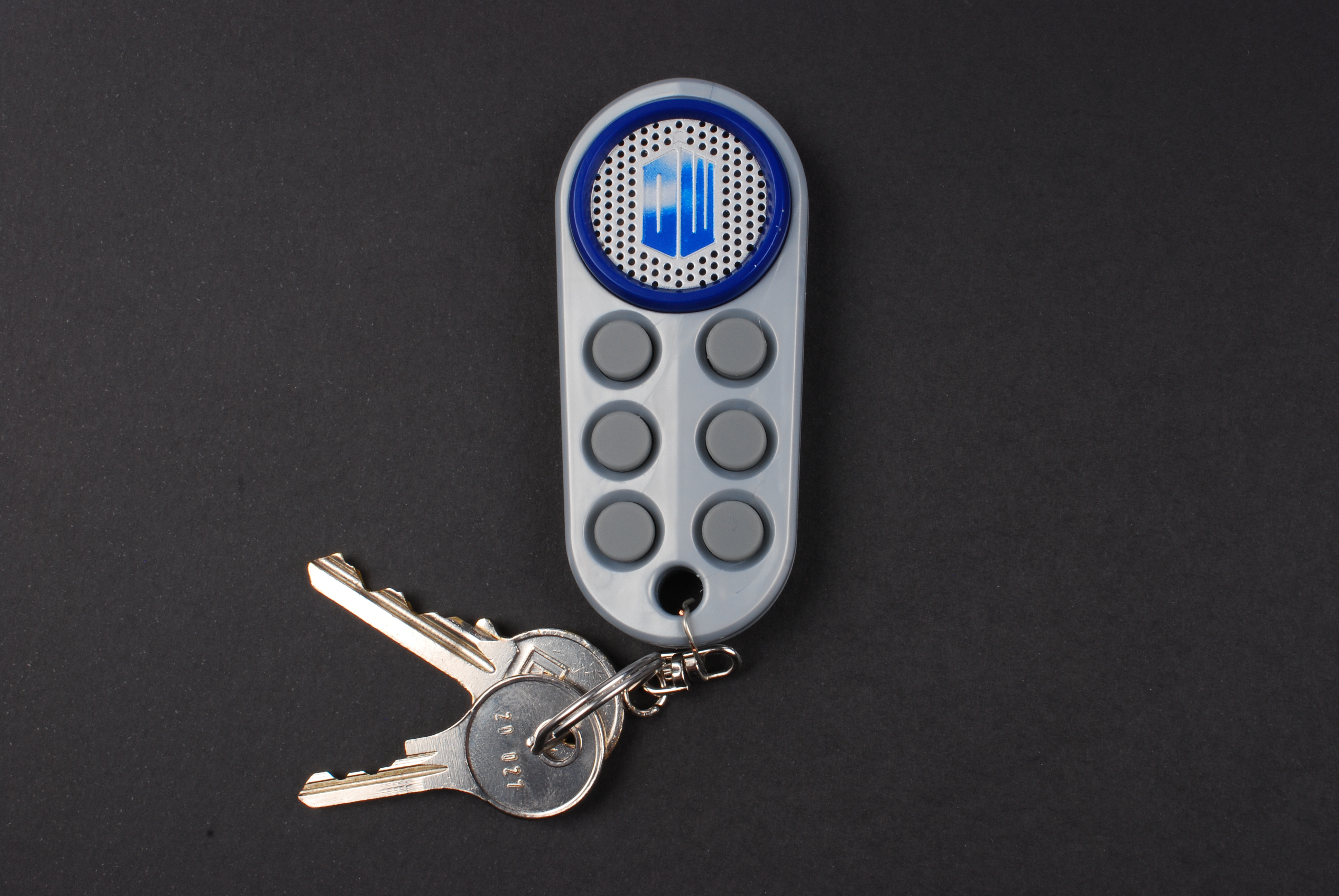 DOCTOR WHO ELECTRONIC KEY FOB