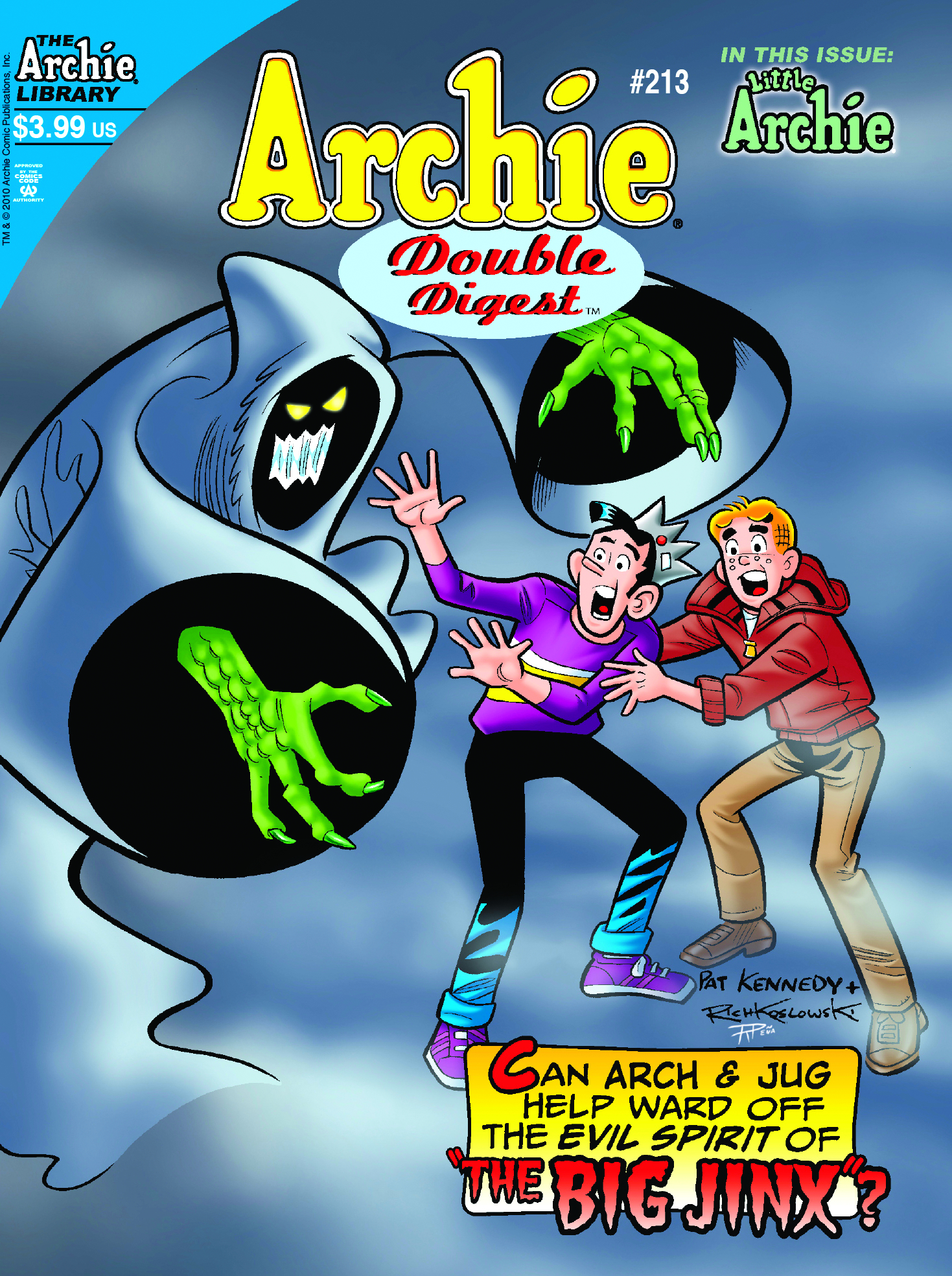 ARCHIE DOUBLE DIGEST #213