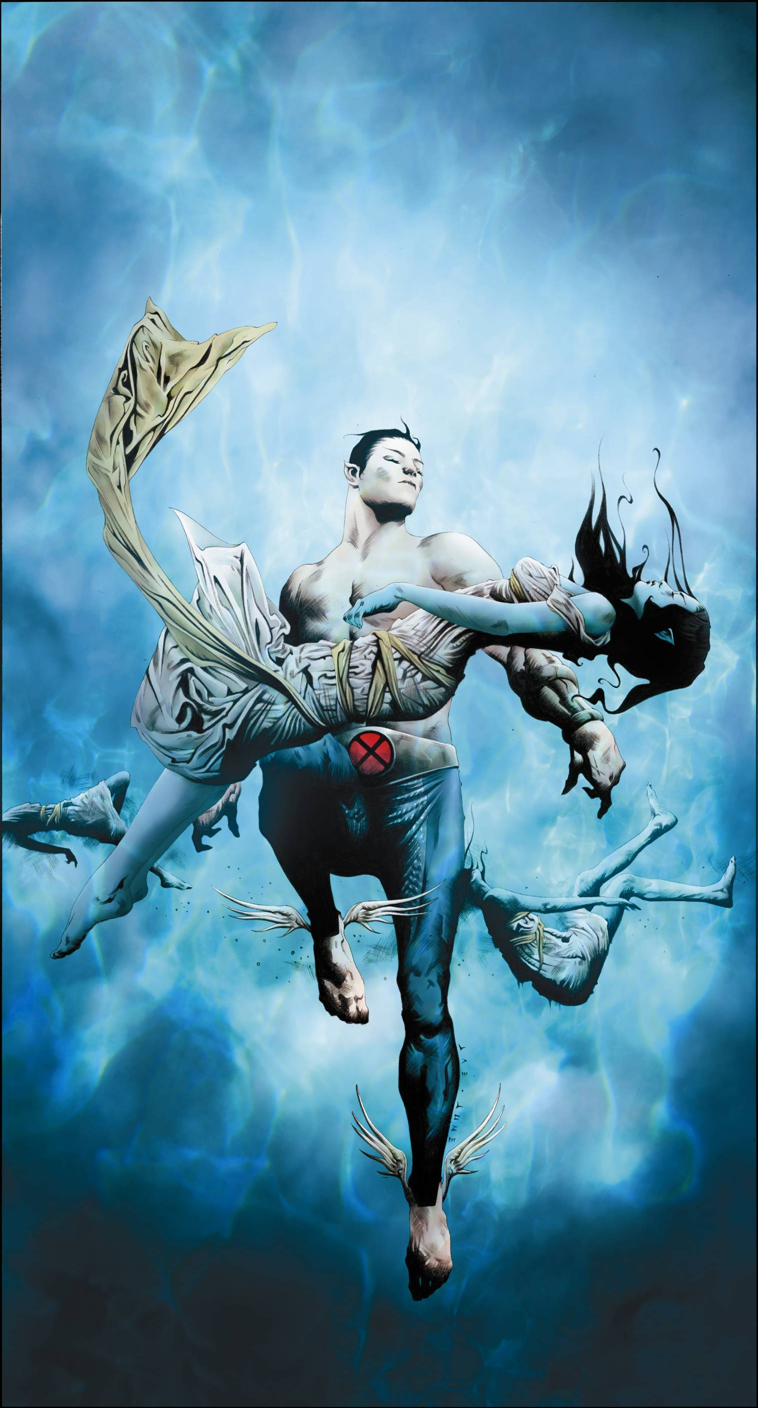NAMOR FIRST MUTANT #3