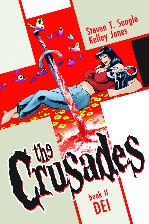 CRUSADES HC VOL 02 DEI (SEP100453) (MR)