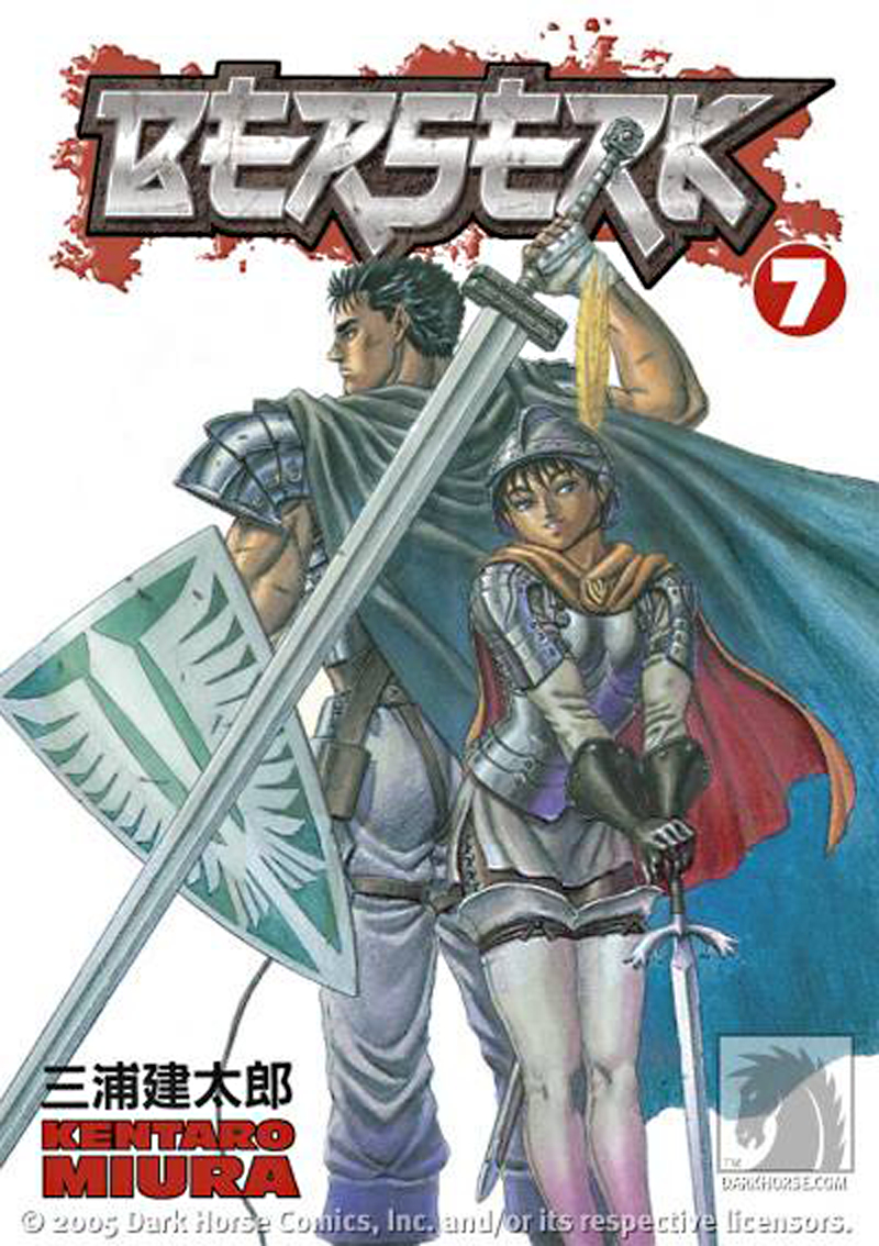 BERSERK TP VOL 07 (MR)