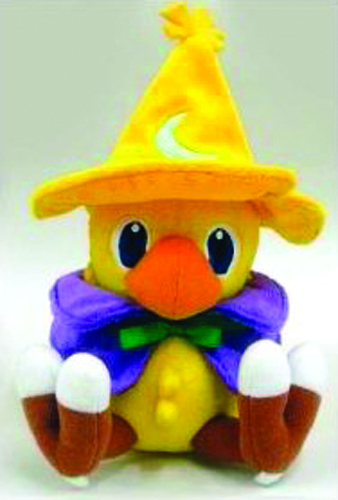 FF SERIES PLUSH CHOCOBO BLACK MAGE